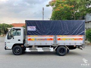 Xe tải Isuzu QKR270 tải trọng 1 tấn đến 2T9 - Ngập tràn ưu đãi