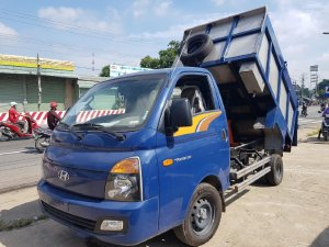 Hyundai New Porter H150 - Thùng chở rác