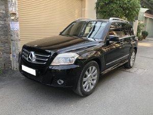Gia đình cần bán Mercedes GLK 280 2010, số tự động, màu đen