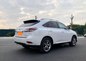 Tôi cần bán Lexus RX350 2012, số tự động Full màu trắng
