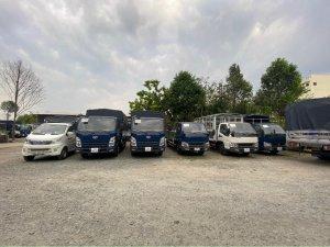 Xe tải IZ49 động cơ Isuzu - Bảo hành 3 năm - Khuyến mãi lớn trong dịp tết