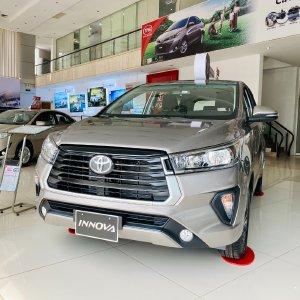 Toyota Innova 2021 mới tại Toyota An Sương