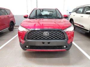 Corolla Coross 2021 mới tại Toyota An Sương
