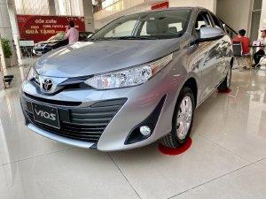 Toyota VIos 2021 mới tại Toyota An Sương