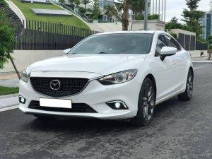 Bán xe cực đẹp Mazda 6 2017 2.5AT, màu trắng