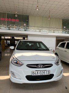 Hyundai Accent 1.4AT 2014 (HB) ,xe ô tô cũ đã qua sử dụng