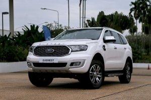 Ford Everest giảm giá tới 50 triệu, người dùng Việt khó cưỡng