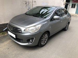 Mitsubishi Attrage đời 2018, số sàn, xe nhập khẩu Thái Lan
