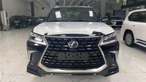 Bán xe Lexus Lx570 Super Sport, sản xuất 2021, bản mới nhất full đồ, xe có sẵn, giá tốt.