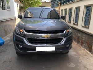 Chevrolet Trailblazer LT 2019, tự động, máy dầu, xám chì, nhập khẩu Thái Lan