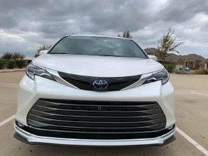 Bán xe Toyota Sienna Limited 2.5 sản xuất 2021, xe có sẵn, giá tốt.