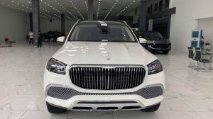 Bán Mercedes GLS 600 Maybach sản xuất 2021, mới 100%, xe giao ngay.