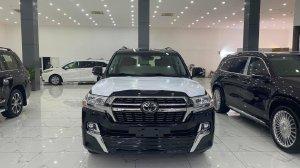 Bán Toyota Land Cruiser 5.7 VXS, Bản MBS 4 chỗ siêu VIP, sản xuất 2021, xe giao ngay.