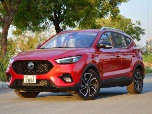 MG ZS Luxury nhập Thái - Trả trước 150Tr lấy xe ngay