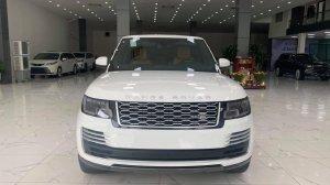 Bán Range Rover Autobiography LWB 3.0 sản xuất 2021, mới 100% xe giao ngay toàn quốc, giá tốt nhất.