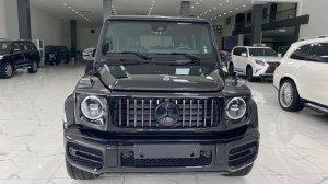 Mercedes Benz G63 AMG sản xuất 2021 mới 100%. Cam kết giá tốt nhất. Xe có sẵn giao ngay.
