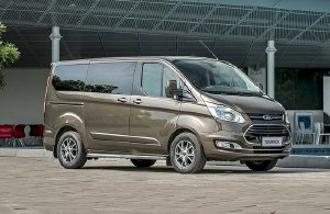 Xe Ford Tourneo dừng bán ở Việt Nam