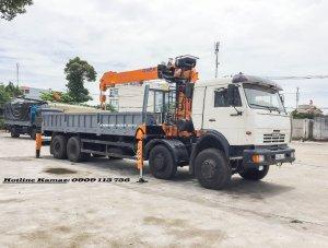 Xe tải cẩu 7 Tấn Tải cẩu 8 tấn và 10 tấn