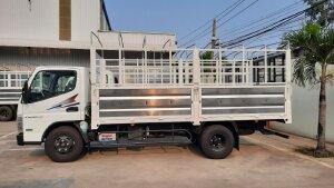 Xe tải Mitsubishi Fuso Canter 4.99 tải trọng 1,9T và 2,3T xuất xứ Nhật Bản chất lượng Nhật Bản. Hổ trợ trả góp 75%