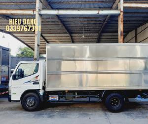 Xe tải Mitsubishi Fuso Canter 4.99 tải trọng 1,9T và 2.3T, xe tải trung thương hiệu Nhật Bản - chất lượng Nhật Bản