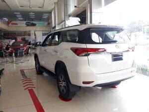 Toyota Fortuner 2021 Mới, Xả Kho Giá Cực Tốt, Trả Góp 80% - Toyota An Sương Quận 12