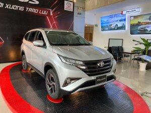 Toyota Rush 2021 Chỉ Từ 126tr Trả Góp Lãi Ưu Đãi, Lãi Suất 0.58% - Toyota An Sương Quận 12