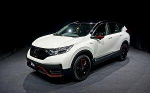 Honda CR-V có thêm phiên bản đặc biệt