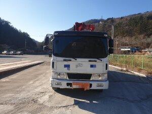 bán xe bơm bê tông KCP30 2019 hàn