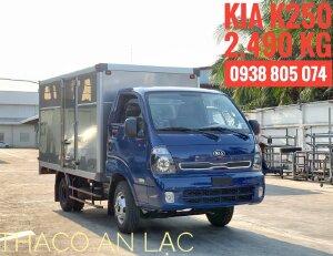Xe tải Kia K250 Euro 4 - động cơ Hyundai - tải trọng 2.4 tấn - thay thế K3000S và K165