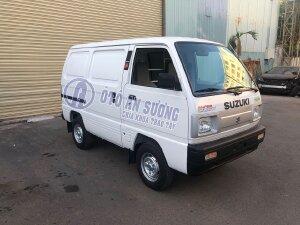 Suzuki Blind Van Di Chuyển Vào Nội Ô Thành Phố Không Lo Cấm Tải Cấm Giờ