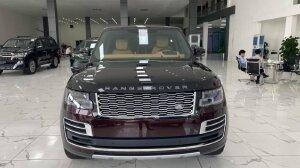 Bán Range Rover SV Autobiography 2 màu sản xuất 2021, Xe có sẵn giao ngay.