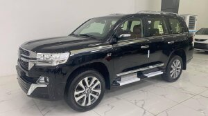 Bán Toyota Land Cruiser Vxs 5.7 Mbs 4 Chỗ Siêu Vip, Nhập Trung Đông, Sản Xuất 2021, Xe Giao Ngay.