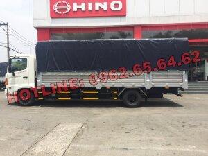 Hino FC9JLTC thùng mui bạt dài 6,7m