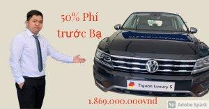 Volkswagen Tiguan Allspace Luxury S với nhiều quà tặng