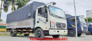 TERA345 TẢI 3T490,máy ISUZU, thùng dài 6m2 chuyên gia vận chuyển hàng quá khổ