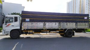 Sale Cực Sốc Xe Dongfeng B180 Nhập Khẩu 2021 8.15t  Thùng Dài 9.5m