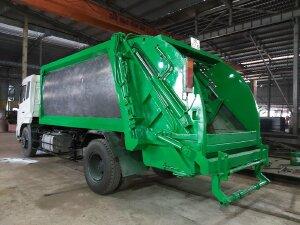 bán xe cuốn ép rác 7 tấn 14 khối dong phong giá rẻ