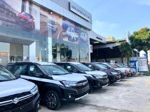 Cần bán xe Suzuki XL7 Nhập khẩu Đời 2021
