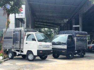 Bán Suzuki Carry Truck tải 550kg thùng mui bạt
