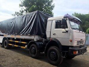 Tải thùng 20 tấn kamaz