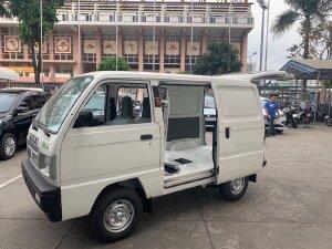 Suzuki Blind Van Chạy Được GIờ Cấm, Ưu Đãi Lớn Trong Tháng