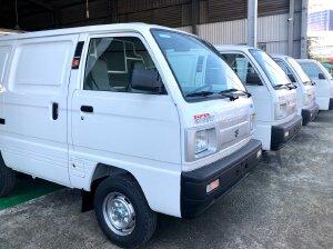 Bán xe Suzuki BLIND VAN Tải trọng 580kg Đời 2021 Giá ưu đãi tháng 8
