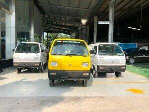 Cần bán xe Suzuki Carry Blind Van Tải trọng 495-580kg Đời 2021 Giá ưu đãi tháng 8