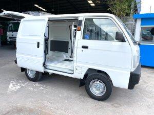 Suzuki Blind Van Đời 2021 Dòng xe bán tải hàng đầu