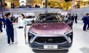 Doanh nghiệp Trung Quốc đổ xô vào ngành xe điện