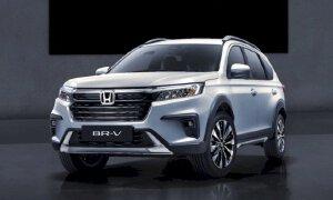 Honda BR-V thế hệ mới giá từ 18.200 USD