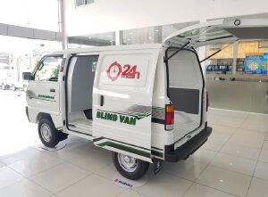 Suzuki BLIND VAN -