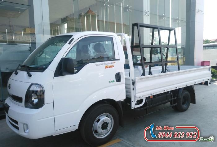 Bán xe tải 2,5 Tấn - Thaco Kia K250 Chở Kính - Lưu thông thành phố - Hỗ trợ trả góp - Bình Dương