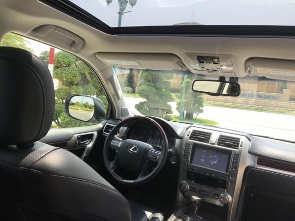 Bán xe Lexus GX460 đời 2016 màu trắng nội thất đen 9