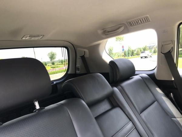 Bán xe Lexus GX460 đời 2016 màu trắng nội thất đen 10
